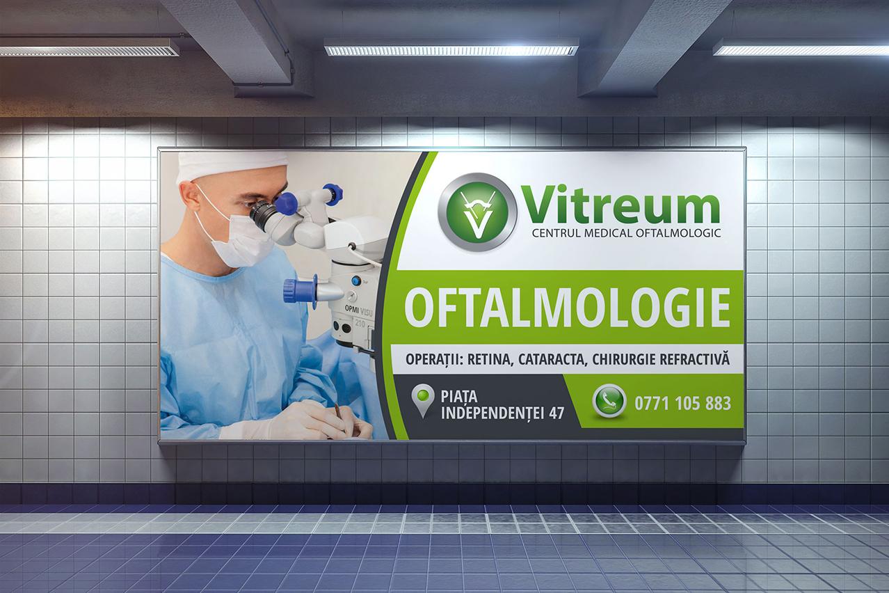 Vitreum - Illustration & Print - Outdoor advertising
