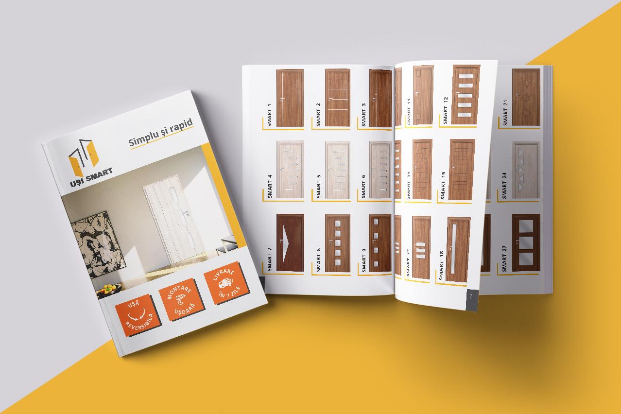 Uși Smart - Design Catalog